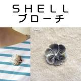 ■2016SS 新作■ Shellブローチ