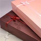 【3点セット】リボン付アクセサリー大きめボックス【3色展開】001