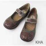【秋色入荷】大人気かわいい猫の靴