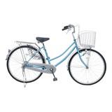 <直送品><レジャー><自転車>ファッションタウンサイクルDX26 FTW26A
