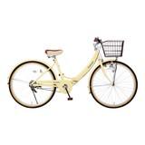 (直送品)<自転車>コロノ 26インチ折畳自転車