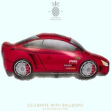 パーティーバルーン 風船 スポーツカー 車のバルーン norTH STAR BaLLoons