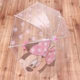 ■■■ディズニー 8コマビニール傘 【ミニー】