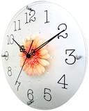 アートフラワークロック 掛け時計  Made in Japan