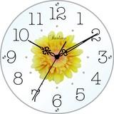 アートフラワークロック 掛け時計  Made in Japan 新生活応援