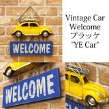 ヴィンテージカー プラッケ[WELCOME(YE Car)]