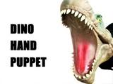 握手を交わしてください【ディノ ハンドパペット】