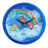 Care Bear Wall Clock Blue