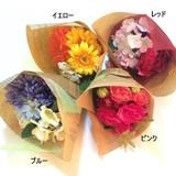 フラワーアレンジ ブーケ小【ギフト】【春夏の花】