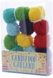 CANDY Pop Garland