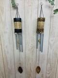 [エスニック・アジアン雑貨]粋なデザイン 竹で出来たバリの風鈴(全2種)