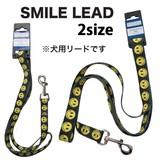 【ペット用品/アメ雑】スマイル リード 2サイズ/ペット/犬/犬用/散歩/紐
