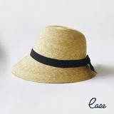 【SALE】【春夏新作】[帽子]人気につき再入荷◎ ストロー キャペリンハット ティルト ブリム