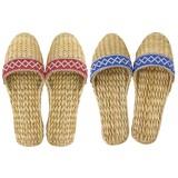 【Summer slippers】ガマスリッパ ダイヤテープ