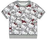 【キティ】トレーナー&パンツ付スカート(子供用)