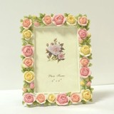 Gift Show Bouquet Rose Photo Frame
