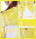 ネオグラフィックセーラー服 Yellow sunshine