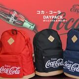 【当社生産 国内ライセンス】コカ・コーラ ナイロン リュック バッグ 水に強い ねこ ムーミン