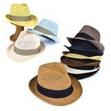 【定番品】ヨリカンピ風ペーパー中折 ヤング帽子