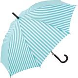【耐風傘】simple stripe