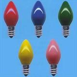 ローソク球C7セラミックグリーン5W