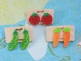 Vegetable Earring