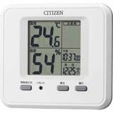 新品!シチズン温度湿度計 ライフナビD203A  8RD203-A03