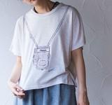 2016年春夏商品【Web展示会】(6月納品)【カメラ刺繍Tシャツ】