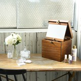 Cosmetic Box Artisans Handmade