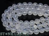 【天然石丸ビーズ】ヒマラヤムーンクォーツ(K2産) 12mm 【天然石】