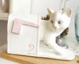 【かわいい動物シリーズ 〜貯金箱〜】キティーズポスト