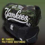 【当社生産 国内ライセンス】ヤンキース ボストン バッグ ロールバッグ 2サイズ 旅行 アウトドア吸水速乾