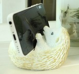 ANIMAL Smartphone Stand Hedgehog
