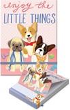 MOLLY&REX ポケットノートパッド <犬>