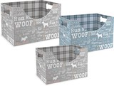 MOLLY&REX ドッグトイビンズBOX 3サイズ1セット <犬>