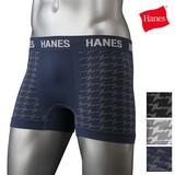 Hanes(ヘインズ)【2016春夏新作】チドリチェックシームレスボクサー(HM6-H308)