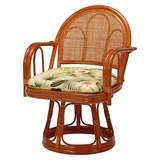 【直送可】RZ-473 回転座椅子(送料無料)