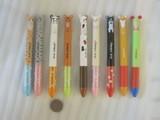 mimiミミ2色ボールペン 日本製 猫 犬 カエル 猫追加