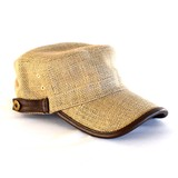 New Color Attached Military Cap