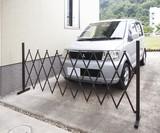 【直送可】【送料無料】アルミ製パッと広げて簡単フェンス