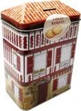 フランス メゾンバスク缶 サブレクッキー 250g