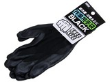 【耐油性・突き刺し強度に優れています】作業用手袋BLACK