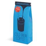 コールド・ブリューコーヒー【水出しコーヒー】[冷蔵庫のポケットに!インスタントよりも簡単!]