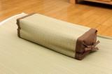 【母の日・父の日】高さが調節できる い草枕 『高さが変わる枕 箱付』