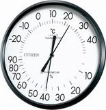 新品!シチズン 温湿時計 TM-429  9CZ013-003