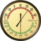 新品!シチズン 温湿時計 TM-429  9CZ013-006
