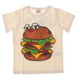 【SALE】【REPAYSAN】天竺 ハンバーガー半袖Tシャツ