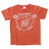 【SALE】【RUSTIC FACTORY】コーマガーゼ天竺 インディアンTシャツ