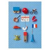 フランスの小さな出版社『marais tama』のポストカード