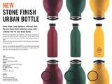 STONE LINE!エコなステンレスボトル『Urban Bottle 500ml』